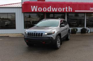New 2020 Jeep Cherokee Trailhawk for sale in Kenton, MB