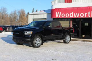 New 2020 RAM 1500 Big Horn North Edition for sale in Kenton, MB