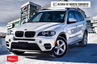 Used 2011 BMW X5 xDrive35i for sale in Thornhill, ON