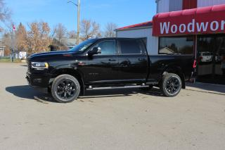 New 2019 RAM 2500 New Laramie Black Edition for sale in Kenton, MB