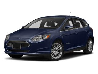 Used 2017 Ford Focus Electric Titanium, Leather, 2nd Set Winters, CCS Chrg, EV for sale in Mississauga, ON
