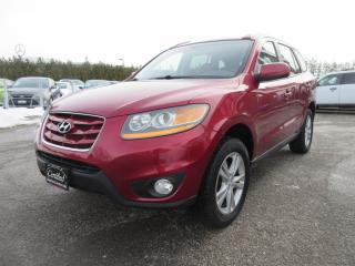 Used 2010 Hyundai Santa Fe AWD / V6/  GL/ ONE OWNER for sale in Newmarket, ON