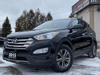 Used 2015 Hyundai Santa Fe Sport 2.4L premium for sale in Scarborough, ON