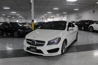 Used 2016 Mercedes-Benz CLA-Class CLA250 4MATIC I NAVIGATION I REAR CAM I SUNROOF I LEATHER for sale in Mississauga, ON