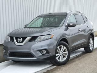 Used 2015 Nissan Rogue SV Back Up Cam|Pano Roof|Accident Free|FINANCING AVAILABLE for sale in Mississauga, ON