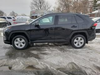 Used 2019 Toyota RAV4 AWD LE for sale in Toronto, ON