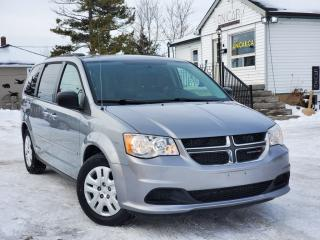 Used 2014 Dodge Grand Caravan No Accidents SXT Stow'N'Go Econ Cruise Power A/C for sale in Sutton, ON