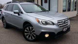 Used 2016 Subaru Outback 2.5i Limited - LEATHER! NAV! BACK-UP CAM! BSM! for sale in Kitchener, ON