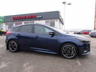 Used 2016 Ford Focus ST Hatch Turbocharged 6 Speed Certified ST Turbo for sale in Milton, ON