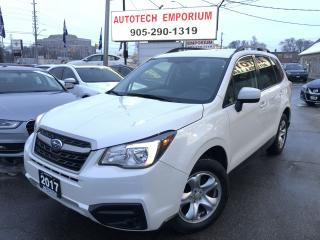 Used 2017 Subaru Forester AWD Backup Camera/Heated Seats/Bluetooth&GPS* for sale in Mississauga, ON