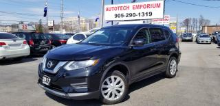 Used 2017 Nissan Rogue AWD Camera/Bluetooth/Heated Seats&GPS* for sale in Mississauga, ON