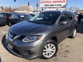 Used 2016 Nissan Rogue AWD Backup Camera/Heated Seats/Bluetooth&GPS* for sale in Mississauga, ON