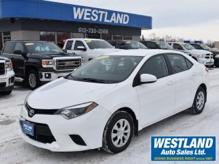 Used 2015 Toyota Corolla for sale in Pembroke, ON
