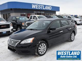 Used 2014 Nissan Sentra for sale in Pembroke, ON