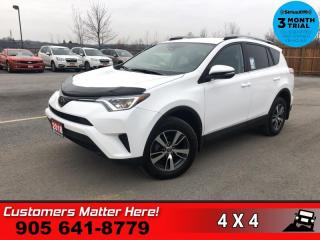 Used 2018 Toyota RAV4 AWD LE  AWD REAR-CAMERA BLUETOOTH HS for sale in St. Catharines, ON