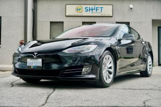 Used 2016 Tesla Model S 75D FSD - FULL SELF DRIVING ACTIVE, AP2, SUB ZERO, CARFAX CLEAN! for sale in Burlington, ON