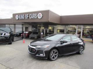 Used 2019 Chevrolet Cruze LT RS for sale in Langley, BC
