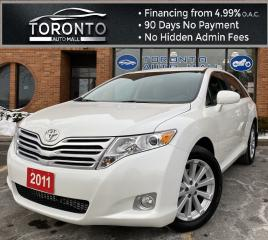 Used 2011 Toyota Venza AWD I4 Base AWD Bluetooth AUX for sale in North York, ON