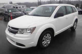 Used 2014 Dodge Journey SE for sale in Burnaby, BC