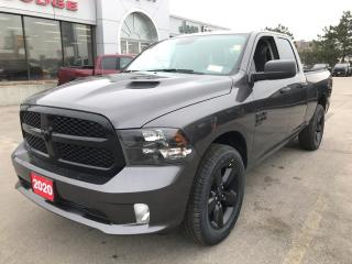 New 2020 RAM 1500 Classic Express Quad 4x4 V6 Night for sale in Hamilton, ON
