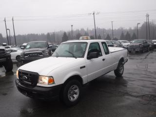 Used 2006 Ford Ranger Sport SuperCab 4-Door 2WD for sale in Burnaby, BC