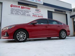 Used 2018 Hyundai Sonata GL for sale in Swift Current, SK