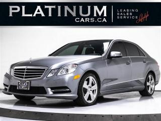 Used 2013 Mercedes-Benz E-Class E 350 BlueTEC, DIESEL, NAV, PANO, HARMAN KARDON, for sale in Toronto, ON