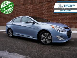 Used 2015 Hyundai Sonata Hybrid Limited  - Sunroof - $112 B/W for sale in Brantford, ON