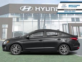 New 2020 Hyundai Elantra Ultimate  - Navigation -  Leather Seats - $162 B/W for sale in Brantford, ON