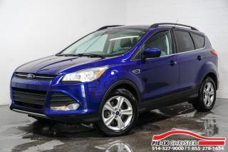 Used 2016 Ford Escape SE 4X4 - CAMÉRA DE RECUL, SIÈGES CHAUFFANTS, A/C for sale in Montréal, QC