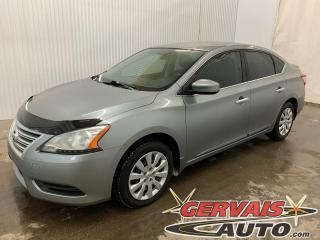 Used 2014 Nissan Sentra S BLUETOOTH A/C for sale in Trois-Rivières, QC