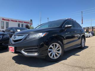 Used 2017 Acura RDX Tech Pkg - Navigation - NEW TIRES - Leather for sale in Mississauga, ON
