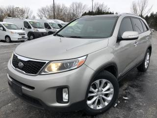 Used 2015 Kia Sorento EX AWD for sale in Cayuga, ON