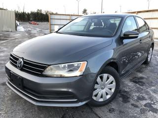 Used 2016 Volkswagen Jetta 1.4T S 2WD for sale in Cayuga, ON