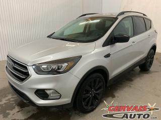 Used 2017 Ford Escape SE Sport 2.0 AWD Cuir/Tissus Toit Panoramique MAGS for sale in Shawinigan, QC