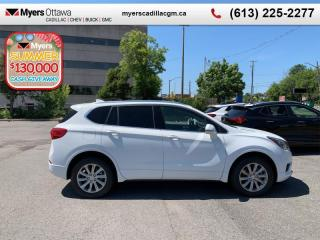 New 2020 Buick Envision Essence  - Leather Seats -  Heated Seats for sale in Ottawa, ON