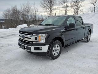 Used 2018 Ford F-150 ford f150 SuperCrew awd 2018 for sale in Vallée-Jonction, QC