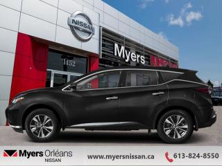 New 2020 Nissan Murano S  -  - FREIGHT - AC TAX - $206 B/W for sale in Orleans, ON
