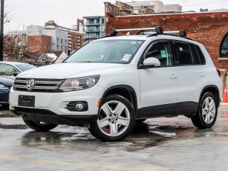 Used 2016 Volkswagen Tiguan for sale in Toronto, ON