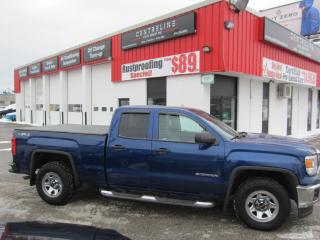 Used 2014 GMC Sierra 1500 $13,995+HST+LIC FEE/ CLEAN CARFAX REPORT / 4X4 for sale in North York, ON