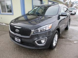 Used 2018 Kia Sorento ALL-WHEEL DRIVE T-GDI EDITION 5 PASSENGER 2.0L - DOHC.. HEATED SEATS.. BACK-UP CAMERA.. BLUETOOTH SYSTEM.. KEYLESS ENTRY & START.. for sale in Bradford, ON