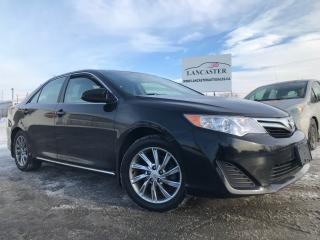 Used 2012 Toyota Camry LE for sale in Ottawa, ON