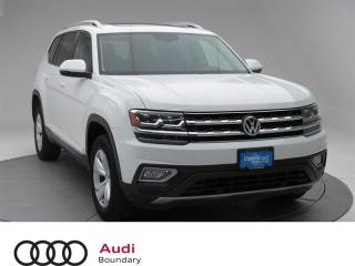 Used 2019 Volkswagen Atlas Highline 3.6L 8sp at w/Tip 4MOTION for sale in Burnaby, BC