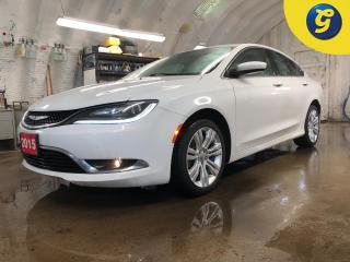 Used 2015 Chrysler 200 Limited * Remote start * 8.4 Inch Touchscreen * 3.6 L Pentastar * Auto Start * Auto projection headlights with fog lights * Power drivers seat * Heate for sale in Cambridge, ON