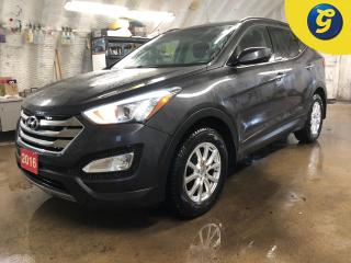 Used 2016 Hyundai Santa Fe Sport Premium * AWD * 2 Sets of tires included summers on alloys and winters on steel rims * Park assist * Downhill assist * Active ECO * Automatic he for sale in Cambridge, ON