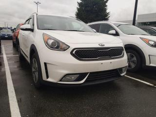 Used 2019 Kia NIRO EX PUSH START / LEATHER TRIMMED SEATS / SUNROOF for sale in Surrey, BC