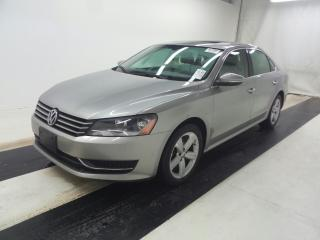 Used 2012 Volkswagen Passat 2.5L Auto Comfortline for sale in Waterloo, ON