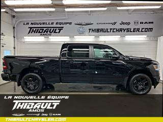 Used 2020 RAM 1500 Big Horn for sale in Amos, QC