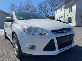 Used 2012 Ford Focus Hayon 5 portes SEL for sale in Drummondville, QC