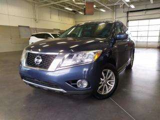 Used 2013 Nissan Pathfinder SL/4WD/CUIR/CAMERA DE RECUL/BLUETOOTH for sale in Blainville, QC